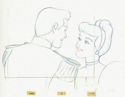 """El Mundo De Fawn: Arte Conceptual Disney: """"La Cenicienta"""" (1950) Cinderella"""