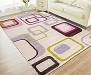 QKR&Bel tappeto, Semplice moderno ed elegante salotto Tavolino Moquette Camera Tappeto Divano slittamento continentale comodino grande tappeto moquette Camera ( colore : 8 , dimensioni : 120CM*170CM )
