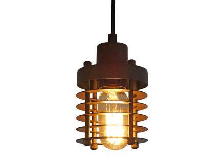 """Подвесной светильник """"Alvin Chandeller"""" из бронзового металла в стиле индастриал."""
