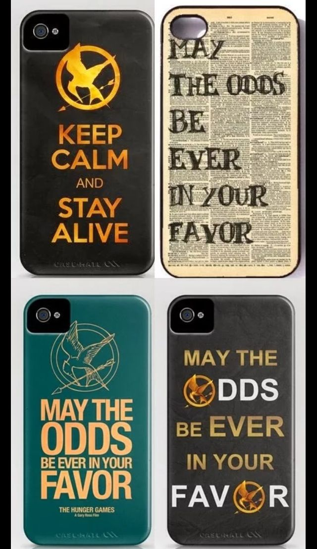 The Hunger Games Cases