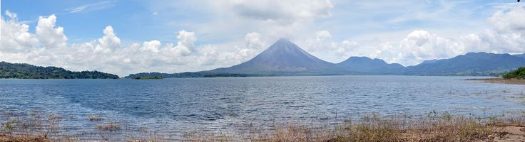 Volcán Arenal ◆Costa Rica - Wikipedia http://es.wikipedia.org/wiki/Costa_Rica #Costa_Rica