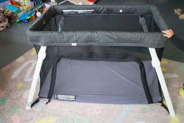 The Best Pack And Play Review Of The Lotus Travel Crib By A Mom Best Pack And Play Pack And Play Travel Crib