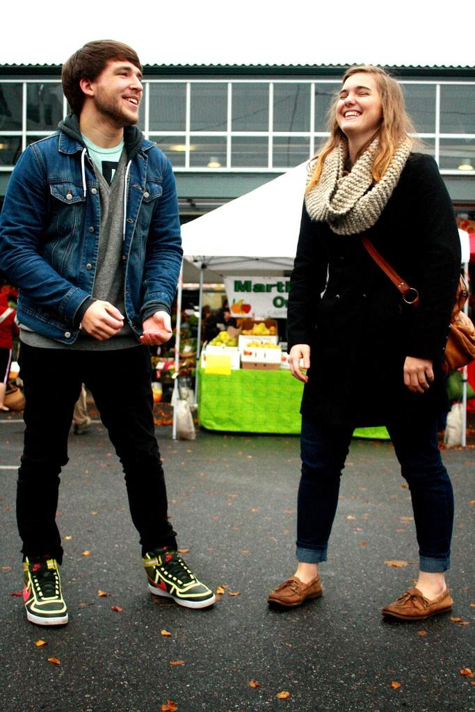 Seattle Street Style: Bellingham Farmer's Market
