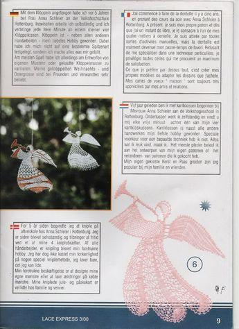 "Журнал ""Lace Express"" 2000 №3 – 52 photos | VK"
