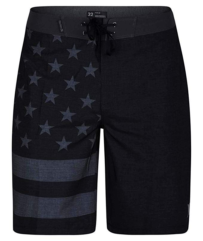 67cb4a405c Hurley Men's Phantom Cheers USA Flag 20