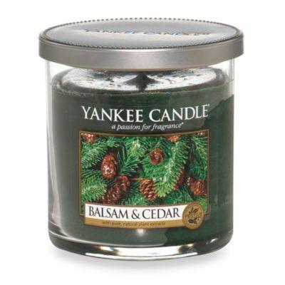 Yankee Candle Balsam & Cedar Candle