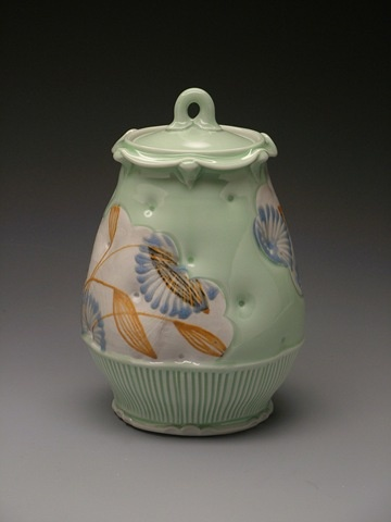 909 Best Images About Pottery Vases Amp Lidded Vessels On