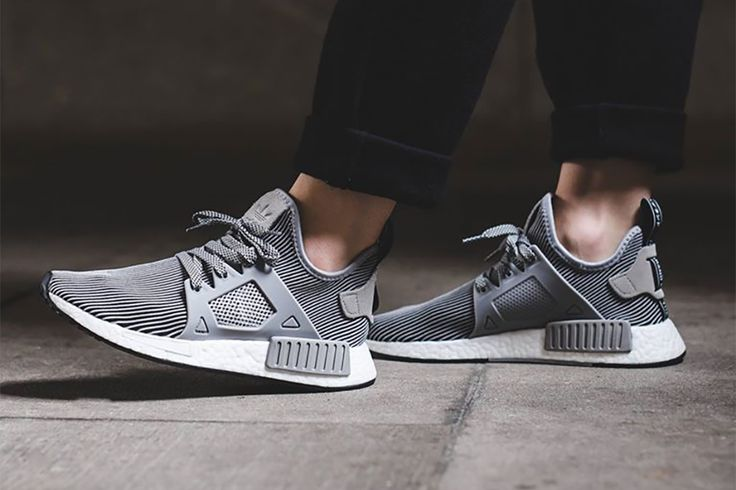 "adidas NMD_XR1 Primeknit ""Light Granite"""
