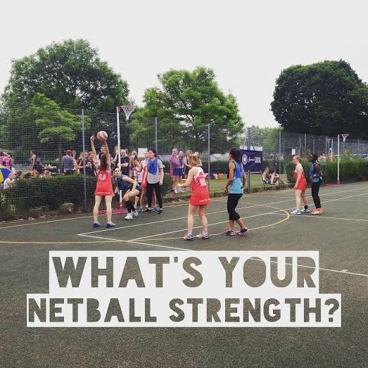 The great thing about netball is there's so many ways to be good at it. Find out what your netball strength is and use it to your advantage!