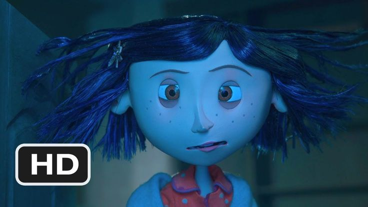 Coraline (2/10) Movie CLIP - Passage to the Other World (2009) HD