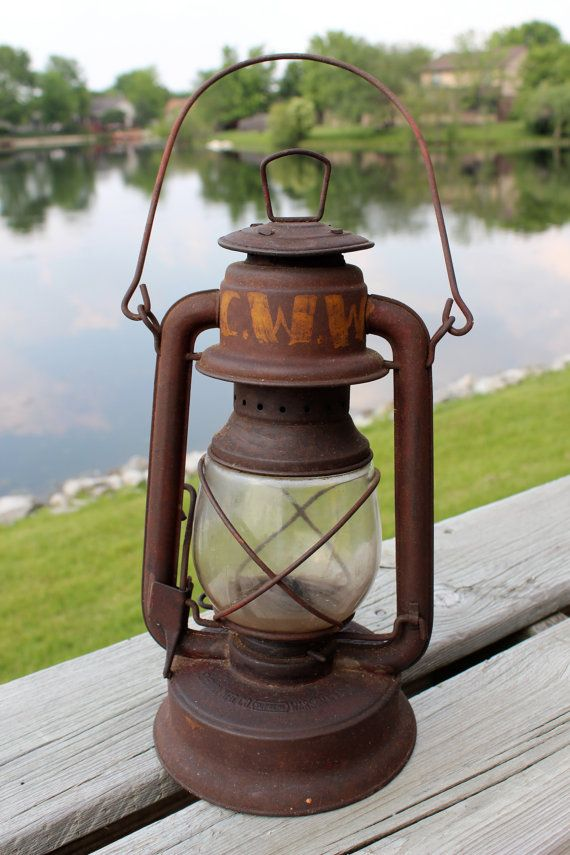 Vintage Antique Little Supreme Lantern. this was common in the time period of my dollhouse need several.  i'm working in how to do it in miniature will post if I succeed