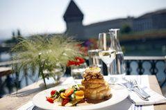 Luzern - Regionale Rezepte Lozärner Chügelipastete