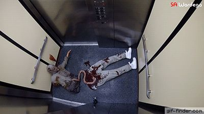 Zombie Apocalypse Prank | Gif Finder – Find and Share funny animated gifs