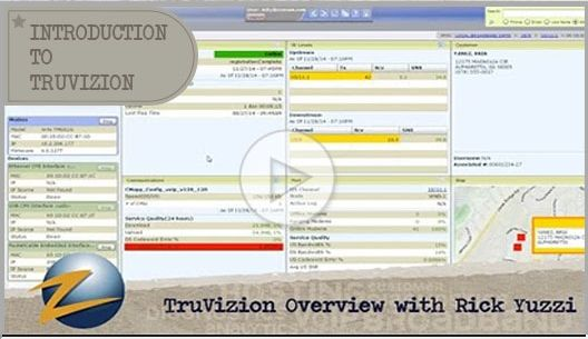 Watch this 3 minute overview of ZCorum's award winning diagnostic tool, TruVizion. TruVizion is compatible with DOCSIS, DSL, and FFTH networks. The tool offers Internet Service Providers an intuitive dashboard that puts vital network information at their fingertips. The software also comes with a companion mobile app, called TechVizion.