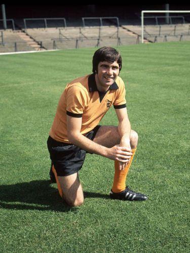 Bobby Gould Wolves 1975