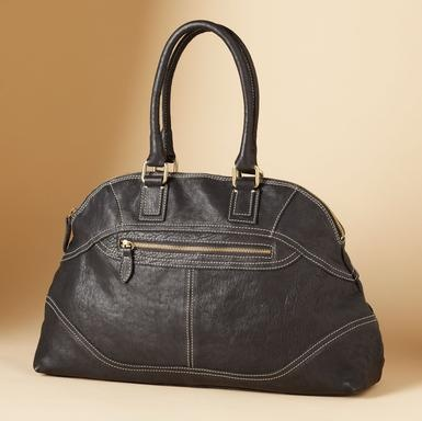 Like.: Grand Leather, Women Bags, Inside Pockets, Bags Pur Wallets, Tuscany Satchel May, Bags Purses Wallets, Design Bags, Pur Obsession, Leather Bags