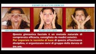 ginnastica facciale - YouTube