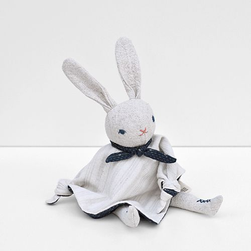 Cuddling rabbits from the Polka Dot Club « Babyccino Kids: Daily tips, Children's products, Craft ideas, Recipes & More