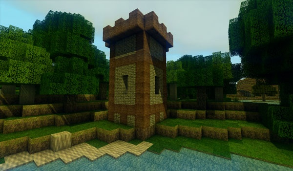 Viking Realistic Texture Pack para Minecraft 1.2.5