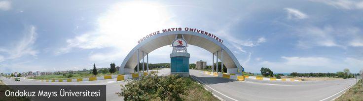 Ondokuz Mayıs Üniversitesi 3D Gezinti