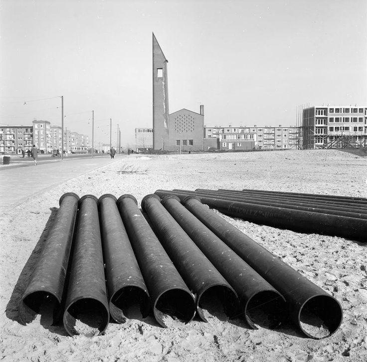 1960  Opstandingskerk 'De Kolenkit', Amsterdam