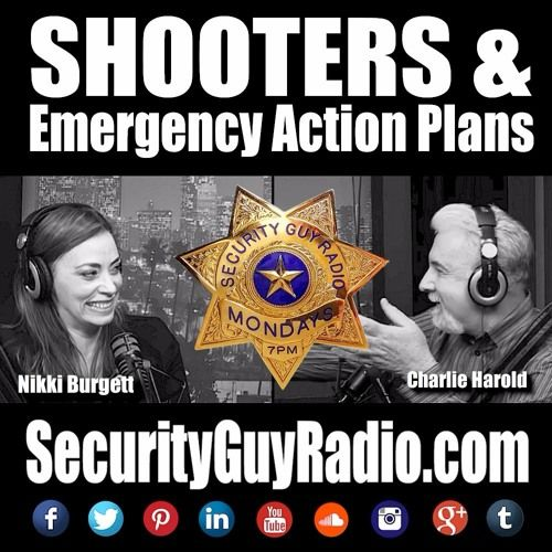 [328] Active Shooters and Emergency Action Plans with NikkiBurgett.com  11-21-16 by Security Guy Radio on SoundCloud