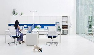 FLOAT OFFICE Product design Paolo Cortivo D&T Hub