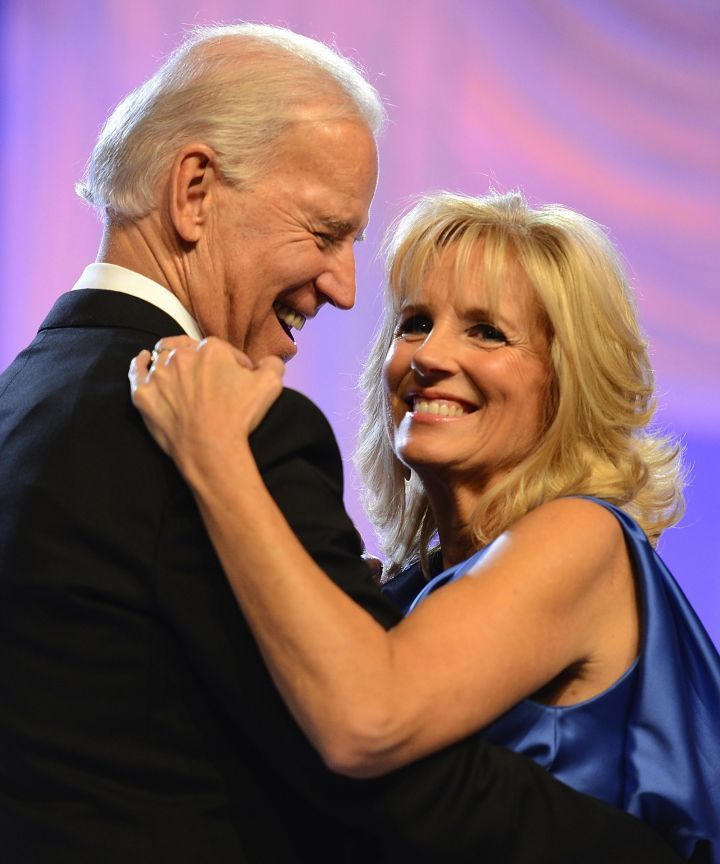 What these photos prove is Joe and Jill Biden are an adorable couple that we're going to miss.