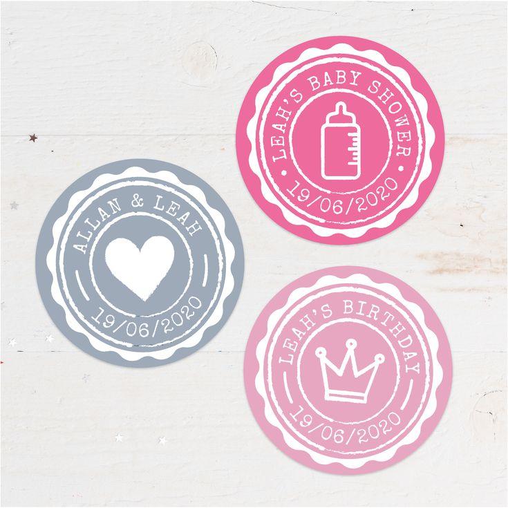 Custom stickers, Wedding favor sticker, Beach wedding favors, Wedding  favors for guests, Wedding labels, Custom labels, Round labels