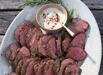 Beef Tenderloin with Horseradish Crème | Publix Recipes