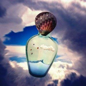 bOTTLE4 Bekijk www.surrealistischefotografie.nl voor meer, surrealistische fotografie, bedankt!
