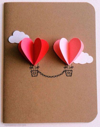 3x leuke valentijnskaartjes maken