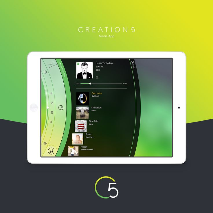 New look, more features, ready for iOS 8! The new iPhone 6 has arrived today and Creation 5 looks crisp and sharp on the new Retina HD displays. Read all about it on our blog! http://www.creation.com.es/creation-5-update-4-1-0/