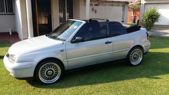 2000 Vw Golf 4 Cabriolet 2L Convertible Manu   Sandton   Volkswagen   61785078…