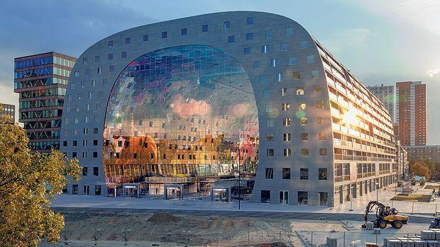 Rotterdam sieht sich gerne als Experimentierlabor für zeitgenössische Architektur und Städtebau.