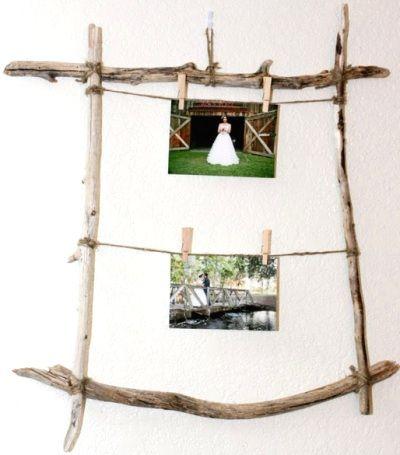 1000 images about frame ideas on pinterest glue guns - Marcos de fotos originales ...