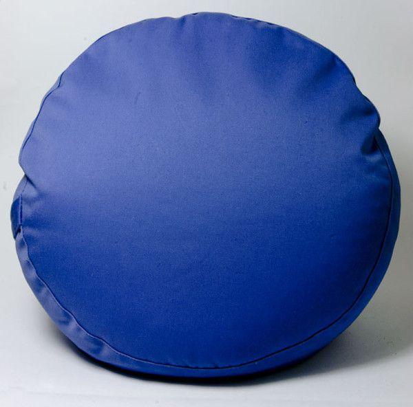 Meditatie kussen<br />blauw bij Crystal Temptation in Venlo