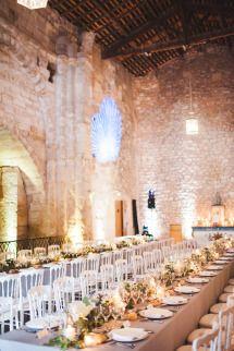 Romantic Villa Wedding in Provence | Photos www.feteinfrance.com