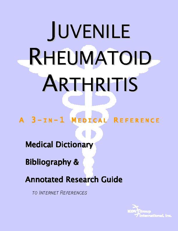 juvenile rheumatoid arthritis jra essay Imak arthritis gloves,rheumatoid arthritis,ease of use commendation, arthritis   juvenile rheumatoid arthritis (jra), often referred to by doctors today as.