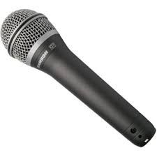 This is a microphone that is used for sending vocal messages to the computer.