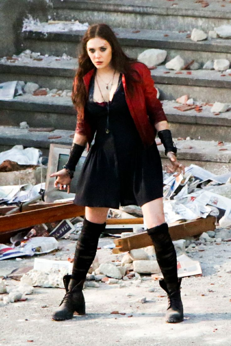 33 best Scarlet Witch images on Pinterest