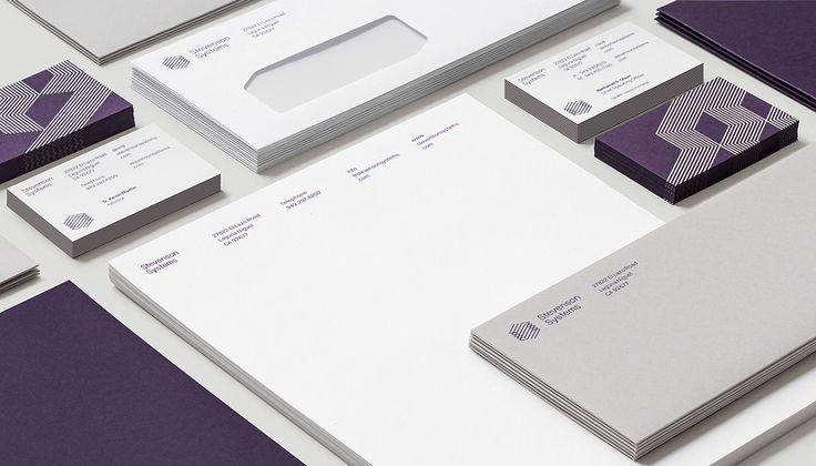 """다음 @Behance 프로젝트 확인: """"Stevenson Systems"""" https://www.behance.net/gallery/42865645/Stevenson-Systems"""