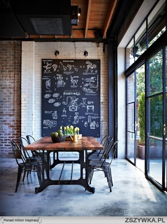 I love the idea of a blackboard but put it in the kitchen