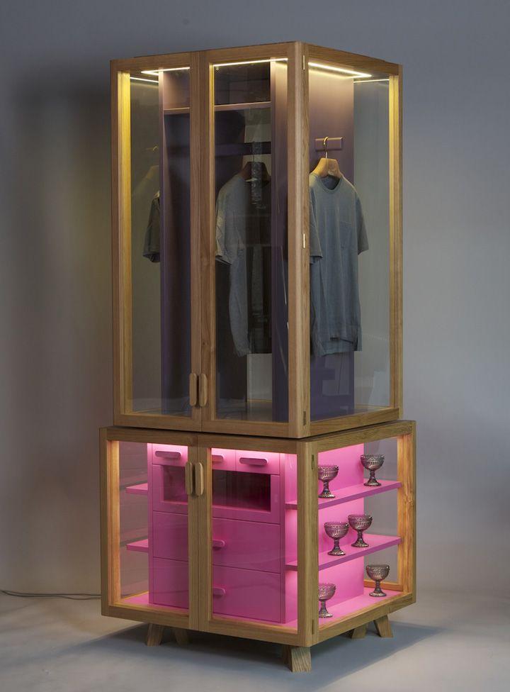 Ropero modular wardrobe by Hierve 03