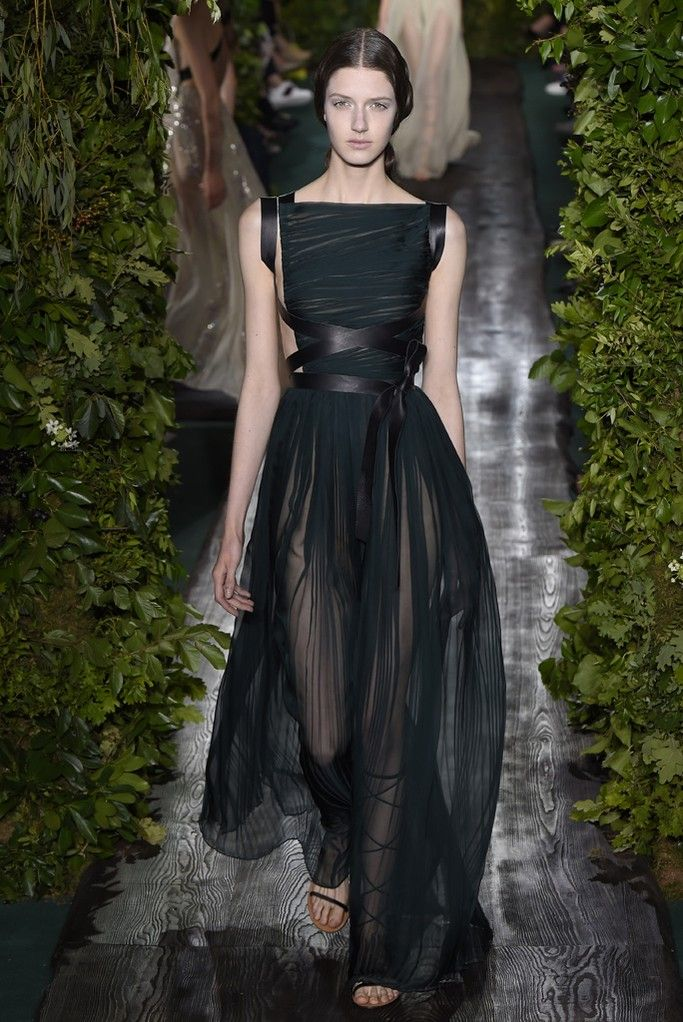 Valentino Couture Fall 2014 [Photo by Giovanni Giannoni]