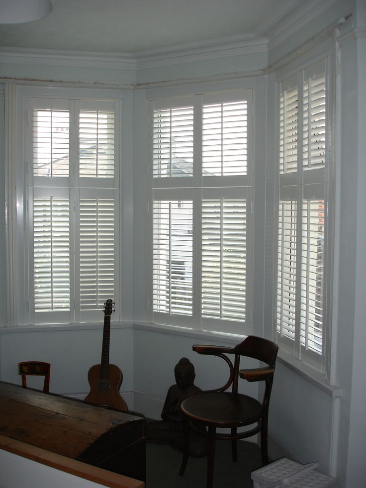 Tier-on-Tier style #shutters