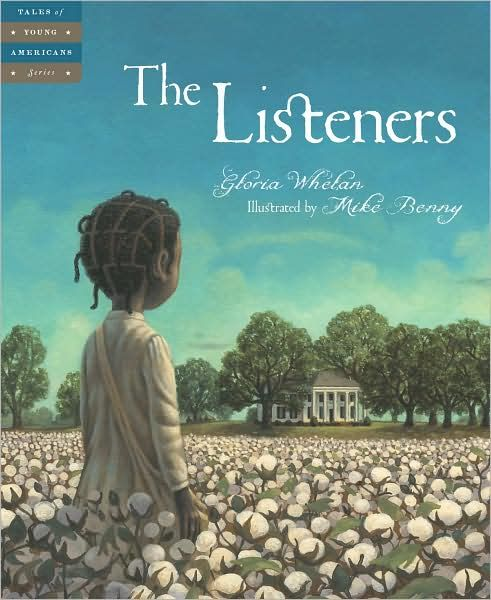 With its restrained text and expressive illustrations, this book makes a good choice for teaching the youngest learners about the institution of slavery in U.S. history.  Children will get a sense not only of some of the economic forces behind slavery, but also the injustice and heartache experienced by slaves of all ages during this period.