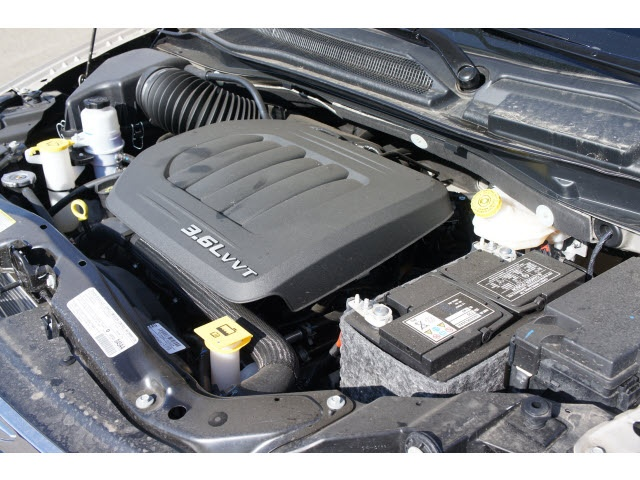 3.6L V-6 cyl Engine