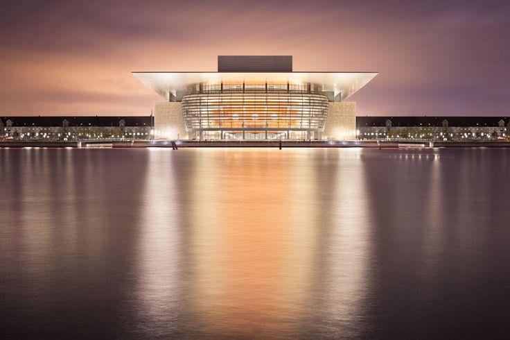 opera house in copenhagen by Henning Larsen