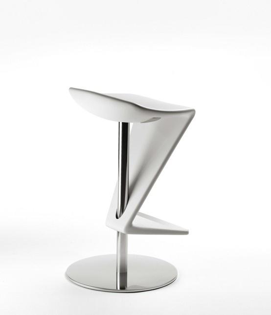 Zed stool by Infiniti Design